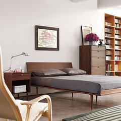 modern bedroom by Design Within Reach