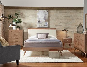 Midcentury - Bedroom