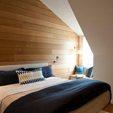 Midcentury Bedroom by Joe Olson
