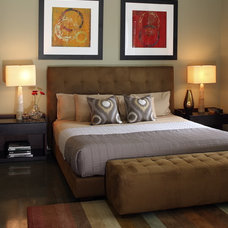 Modern Bedroom by Walter Studio Interior Design
