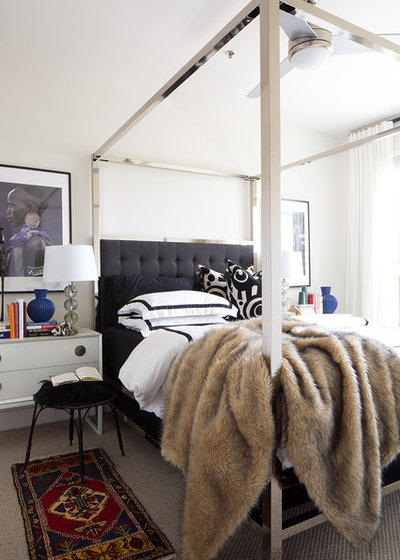 Shabby-chic Style Bedroom by FORBES + MASTERS