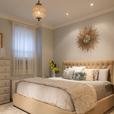 Traditional Bedroom by Hirshson Design Group