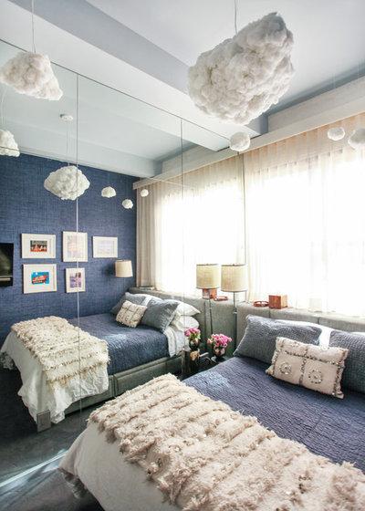 Contemporary Bedroom by Eddie Lee Inc.