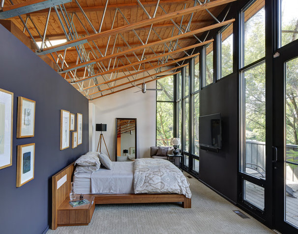 Contemporary Bedroom by MANI & Co