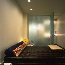 Modern Bedroom by Powell/Kleinschmidt, Inc.
