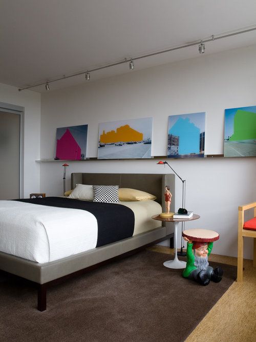 Track lighting ideas houzz - Track lighting ideas for bedroom ...