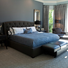 Contemporary Bedroom by M2 Design Group