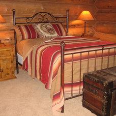 Traditional Bedroom by Inside Eye Design