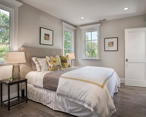 houzz bedroom paint colors benjamin edgecomb gray houzz 15573