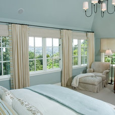 Traditional Bedroom by EJ Interior Design, Eugenia Jesberg