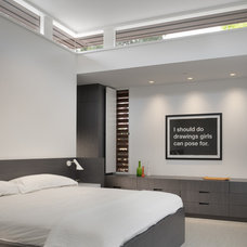 Modern Bedroom by Christopher C. Deam - Design and Architecture