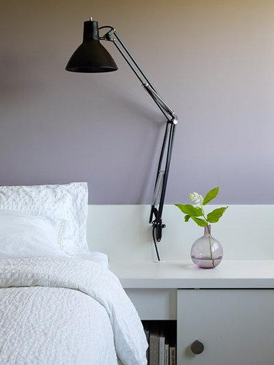 Modern Bedroom mill valley residence