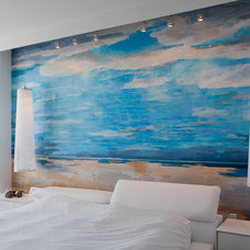 Contemporary Bedroom by MB Jessee