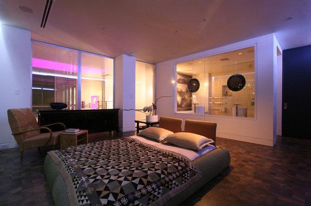 Contemporary Bedroom by MusaDesign Interior Design