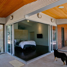 Modern Bedroom by Barley|Pfeiffer Architecture