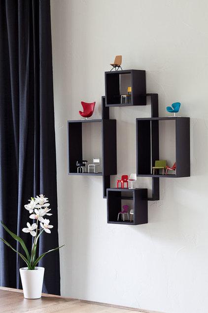 Modern Bedroom by Lane Design Studio llc