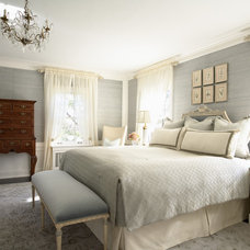 Traditional Bedroom by COOK ARCHITECTURAL Design Studio