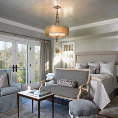 traditional bedroom by Murphy & Co. Design