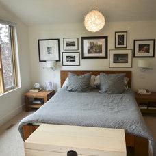 Contemporary Bedroom by Copper Brook