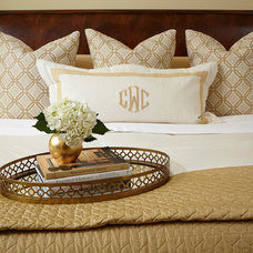 Traditional Bedroom by IBB Design Fine Furnishings