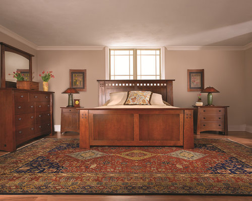 craftsman bedroom furniture design ideas  remodel pictures  houzz, Bedroom decor