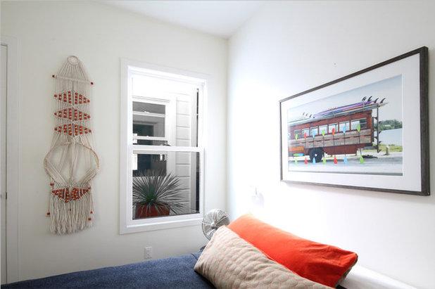 Modern Bedroom by gamble + design