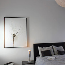 Modern Bedroom by Architect Andrew Morrall