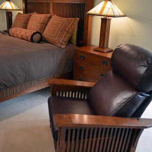 Idee per una camera da letto american style