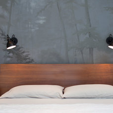 Contemporary Bedroom by Kari McIntosh Design