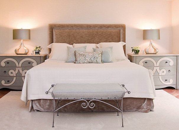 Traditional Bedroom by Panache Home Decorating