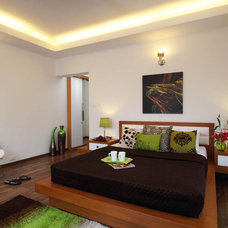 Contemporary Bedroom by Savio & Rupa Interior Concepts (Bangalore)