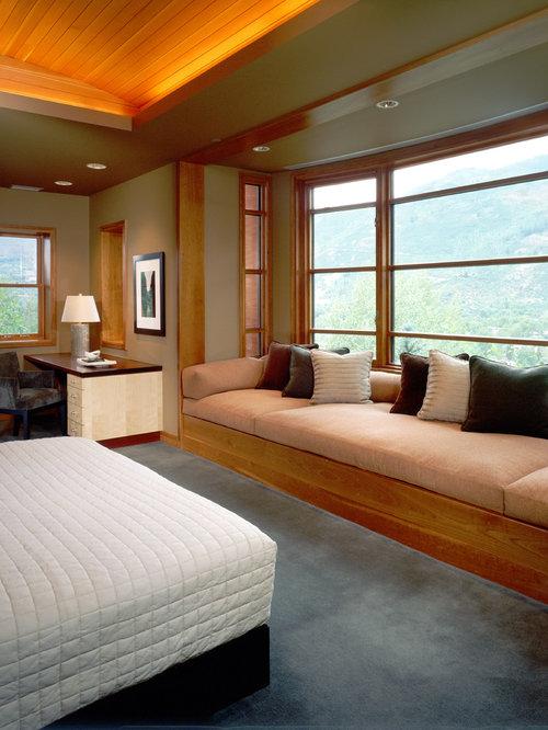 Bedroom Window Bench window bench seating | houzz