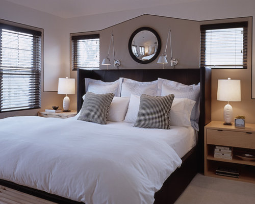 Sconces Above Bed   Houzz