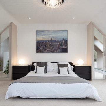 MK18 Loft Bedroom