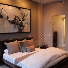 Modern Bedroom by Mauricio Nava Design