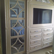 Traditional Bedroom by Christi's Cabinetry