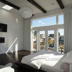 Park Avenue Duplex Modern Bedroom New York By De Spec