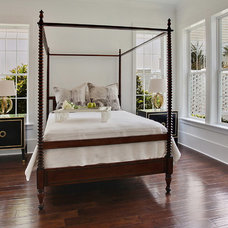 Traditional Bedroom by Bmac Interiors, LLC