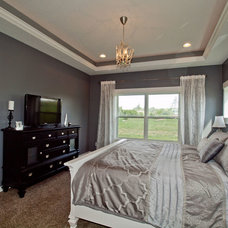 Craftsman Bedroom by H2O Homes, Inc