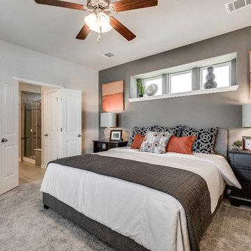 Model Home in Oak Creek, Leander TX.