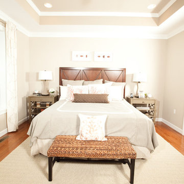 Model Home in Villages of Five Points, Lewes, Delaware
