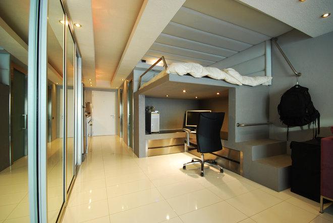 Modern Bedroom by Original Source