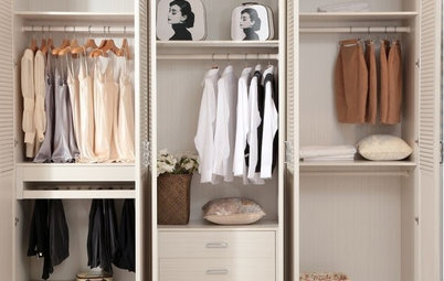 Wardrobe Guide: Hinged vs Sliding Doors