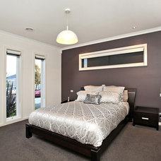 Modern Bedroom by A.P.T. Design, Drafting & Construction