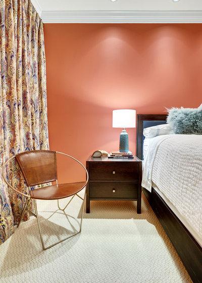 Неоклассика Спальня by Ashleigh Underwood Design