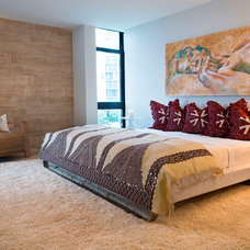 Beach Style Bedroom by Sean Rush