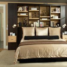 Modern Bedroom by Herrick Design Group