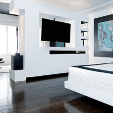 Modern Bedroom by Atmosphere 360 Studio