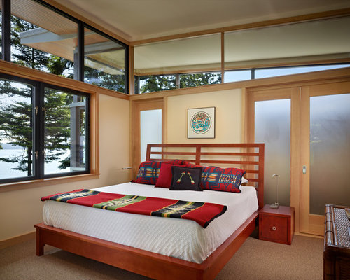 Native American Bedroom Ideas And Photos Houzz - Native american bedroom design