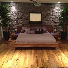 Modern Bedroom by FRANK CONZOLA FLOOR COVERING LLC